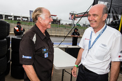 Greg Pickett and Dr. Wolfgang Ullrich