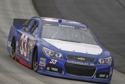 NASCAR-CUP: Landon Cassill, Chevrolet