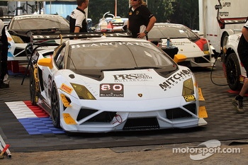 Super Trofeo cars