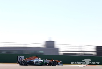 James Calado, Sahara Force India Third Driver  04