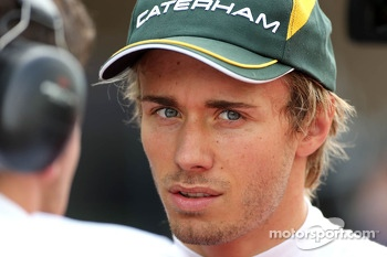 Charles Pic, Catheram Formula One Team