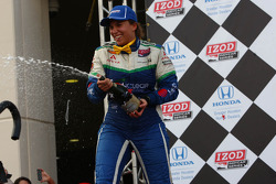 Second place Simona de Silvestro, KV Racing