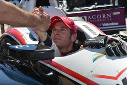 Race winner Will Power