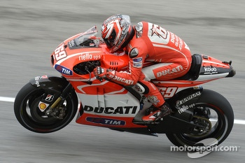 Nicky Hayden, Ducati Team