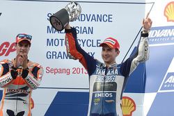 Third place Jorge Lorenzo