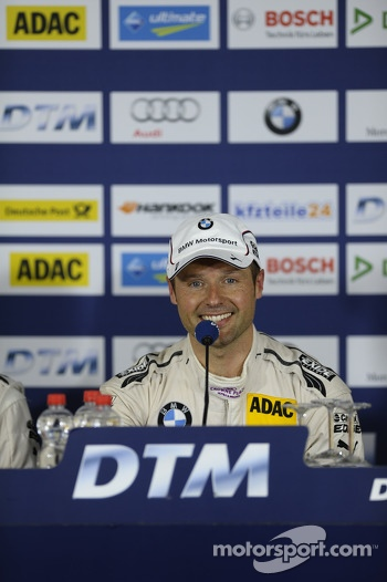 Andy Priaulx, BMW Team RMG