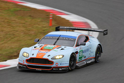 #99 Aston Martin Racing Aston Martin Vantage V8: Pedro Lamy, Richie Stanaway