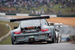 #17 Team Falken Tire Porsche 911 GT3 RSR: Bryan Sellers, Wolf Henzler, Nick Tandy
