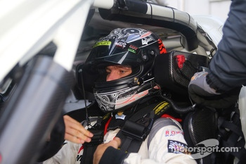 Jan Seyffarth, Rowe Racing, Mercedes Benz SLS AMG GT3, Portrait