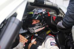 Jan Seyffarth, Rowe Racing, Mercedes Benz SLS AMG GT3, Portrait