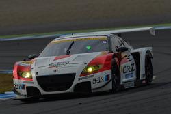#16 Team Mugen Honda CR-Z: Hideki Mutoh, Yuhki Nakayama