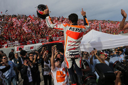2013 champion Marc Marquez, Repsol Honda Team