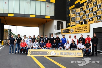 All wtcc Drivers Group Picture