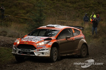 Mark Higgins and Rory Kennedy, Ford Fiesta R5