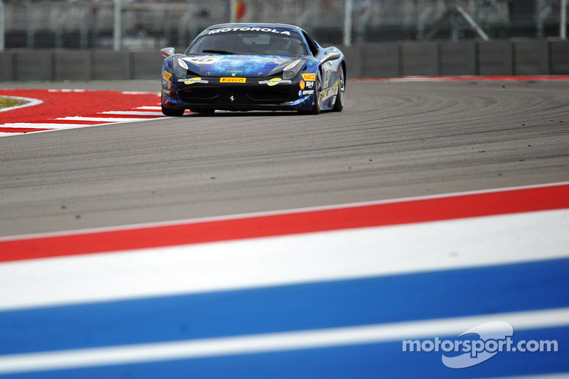 #10 Ferrari of Houston: Chuck Toups
