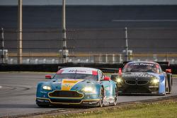 #007 Aston Martin Racing Aston Martin Vantage: Darren Turner, Paul Dalla Lana, Pedro Lamy