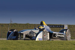 The Spark-Renault SRT_01E testing