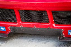 #62 Ferrari Corse Clienti Ferrari 458 aero detail