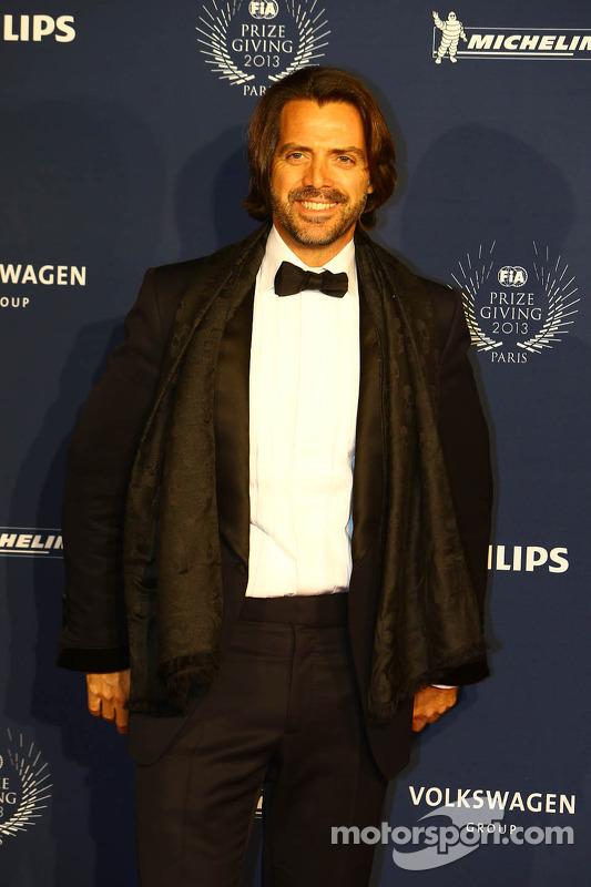 Stephane Ratel, Head of SRO