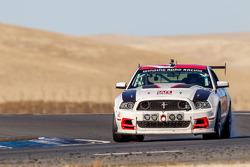 #18 Luxury: Don't Crash Racing Ford Mustang Boss 302S: Tom Brown, Thomas Martin, Brian Zander