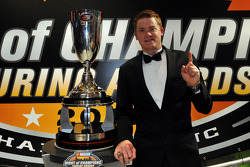 NASCAR K&N Pro Series West champion Derek Thorn