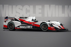 Muscle Milk Pickett Racing chooses ORECA 03