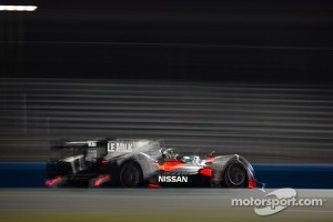 #6 Pickett Racing ORECA Nissan: Klaus Graf, Lucas Luhr, Alex Brundle, Tom Dyer
