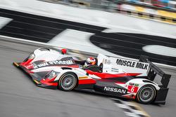 #6 Pickett Racing ORECA Nissan: Klaus Graf, Lucas Luhr, Alex Brundle, Tom Dyer