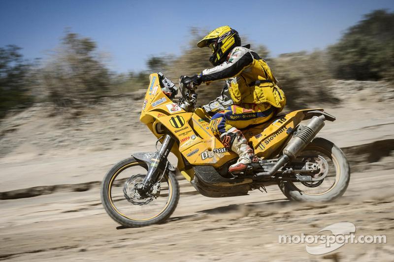 #19 KTM: Stefan Svitko