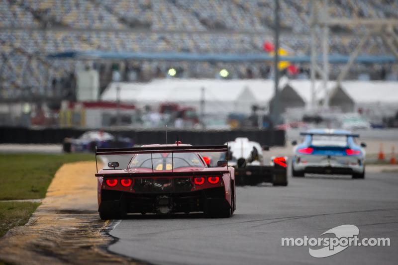 #9 Action Express Racing Corvette DP Chevrolet: Brian Frisselle, Burt Frisselle, John Martin, Stefan Johansson, Fabien Giroix