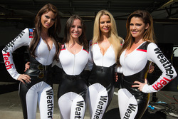 The Weather Tech girls