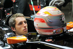 Daniel Juncadella, Sahara Force India F1 VJM07 Test and Reserve Driver