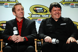 Greg Biffle and Robbie Reiser