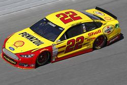 NASCAR-CUP: Joey Logano, Penske Racing Ford