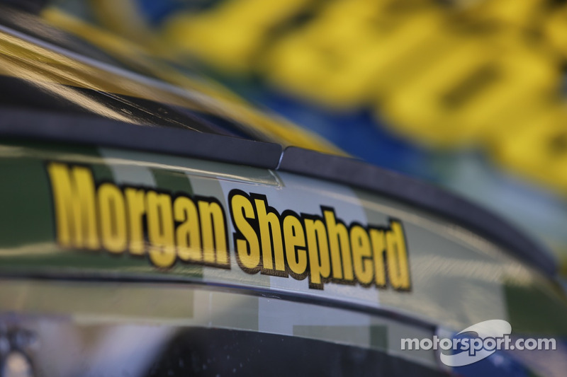 Morgan Shepherd, Victory with Jesus Toyota