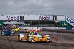 #8 Starworks Motorsport ORECA FLM09 Chevrolet: Mirco Schultis, Renger van der Zande