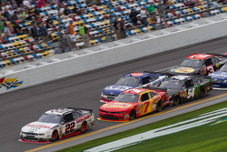 Brad Keselowski; Regan Smith
