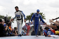 Michael Waltrip, Michael Waltrip Racing Toyota and Parker Kligerman, Swan Racing Toyota