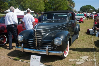 1939 Plymouth 2 Door Convertible