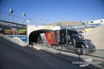 Hauler of Jamie McMurray