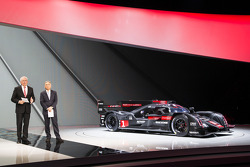 The 2014 Audi R18 e-tron quattro