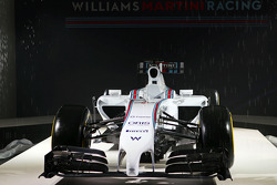 The Williams Martini Racing FW36