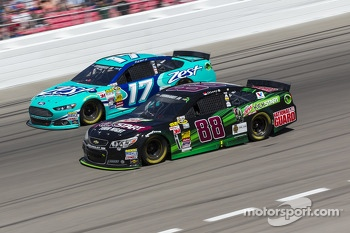 Dale Earnhardt Jr. and Ricky Stenhouse Jr.