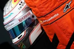 Daniel Juncadella, Sahara Force India F1 Team Test and Reserve Driver  13