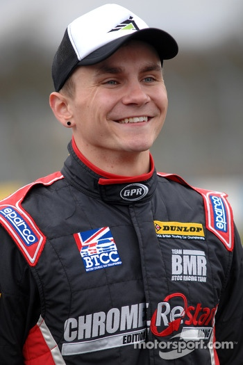 Aron Smith, Chrome Edition Restart Racing
