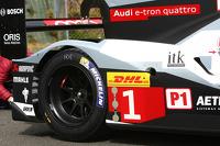 Audi Le Mans warmup