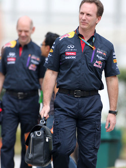 Christian Horner, Red Bull Racing Chief Technical Officer