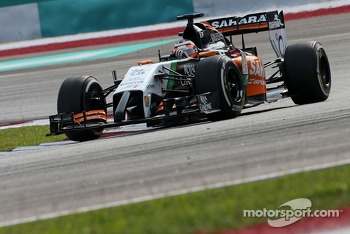 Nico Hulkenberg (GER), Sahara Force India  30