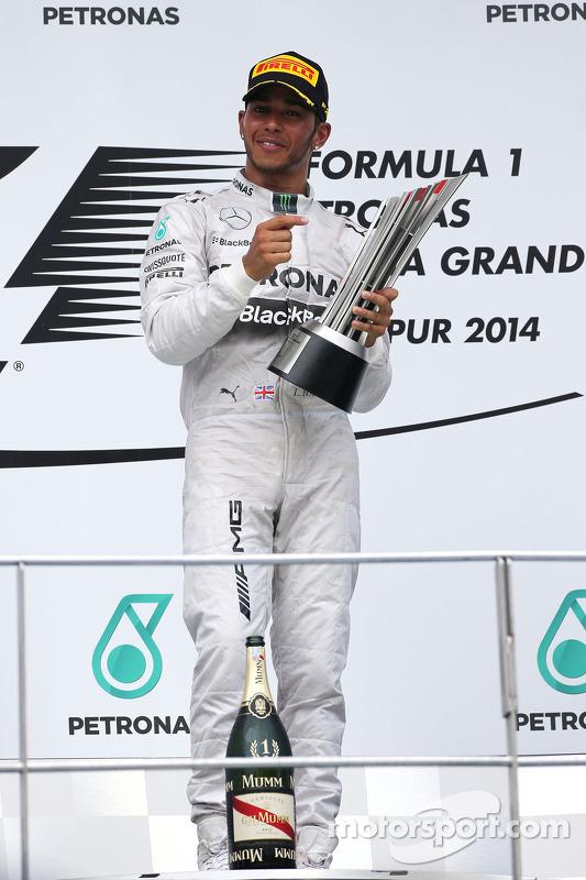 Lewis Hamilton (GBR), Mercedes AMG F1 Team  30