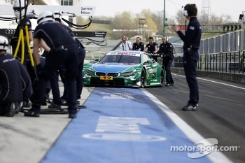 Car of Augusto Farfus, BMW Team RBM BMW M4 DTM